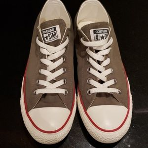 [BRAND NEW] Army Green Converse All Star Sneakers